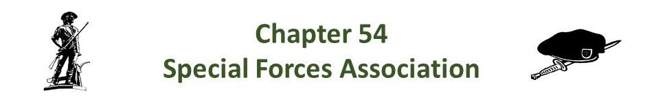 Special Forces Association Chapter 54