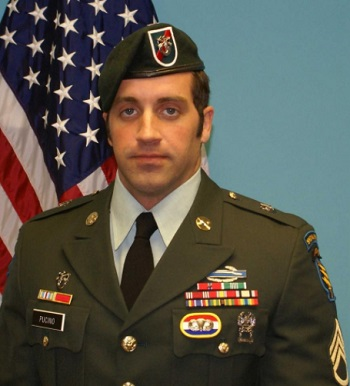 SSG Matthew Pucino 20th Special Forces KIA Afghanistan 2009